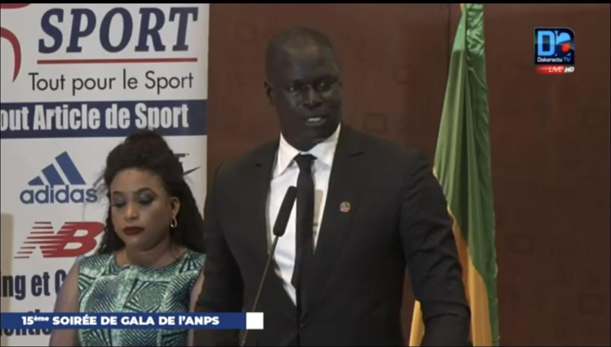 Amadou Gallo Fall : « Le Sénégal est une terre d'excellence dans le domaine du sport... »