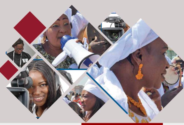 PROJET « FEMMES, OCCUPEZ LES MEDIAS ! » : Institut Panos Afrique de l'Ouest organise un séminaire régional à Saly.