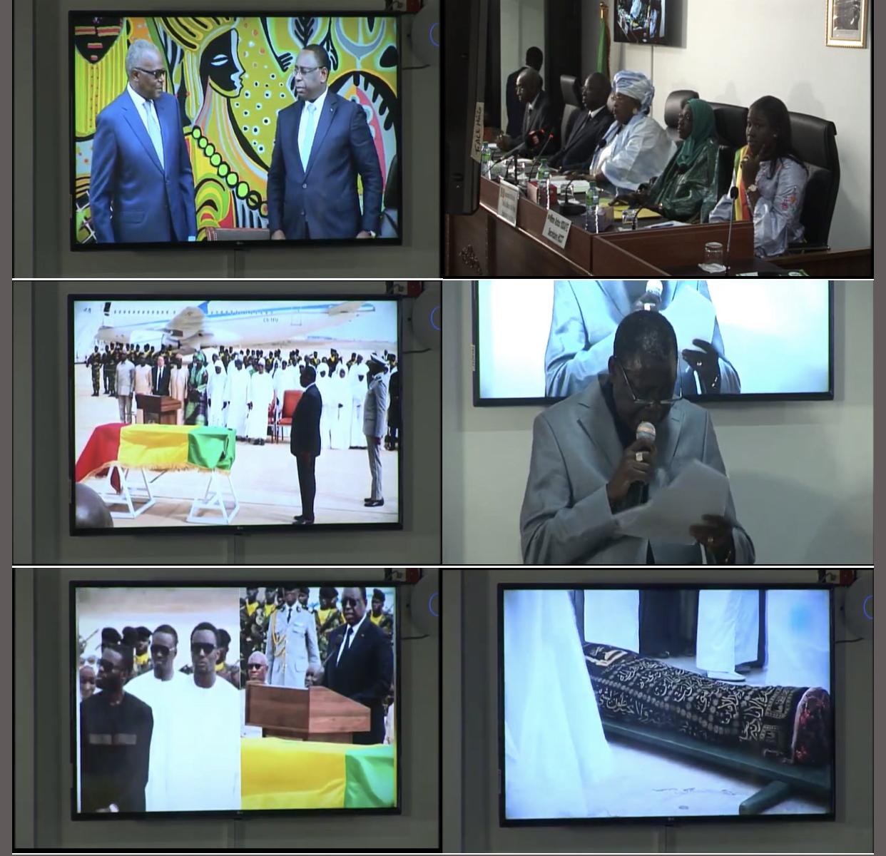 Hcct : Vibrant hommage rendu à Ousmane Tanor Dieng, à travers une motion élégiaque lue par Me Ousmane Sèye