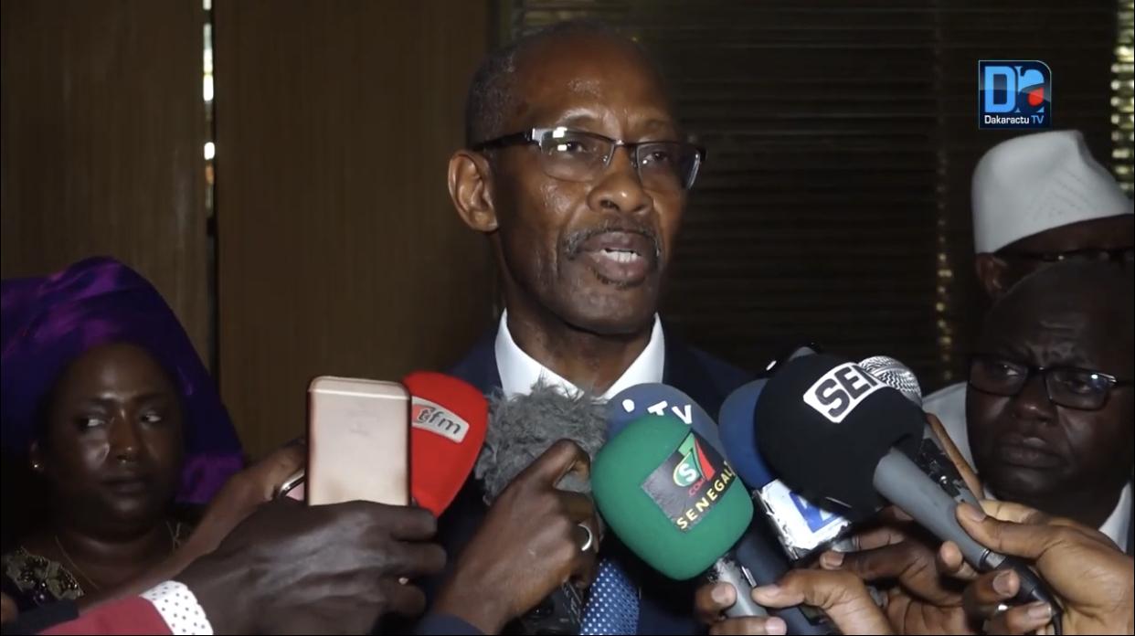 Assemblée nationale : Le projet de budget du ministère du travail, du dialogue social et des relations avec les institutions arrêté à 3,6 milliards de francs CFA.
