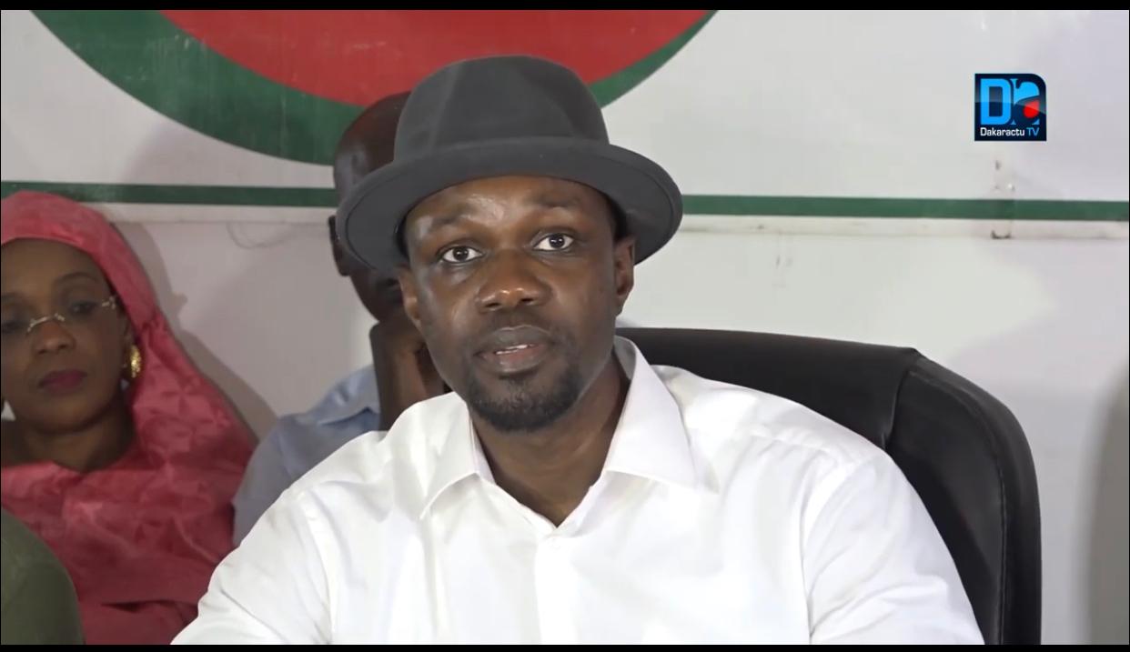 Cour suprême : La radiation de Ousmane Sonko confirmée.