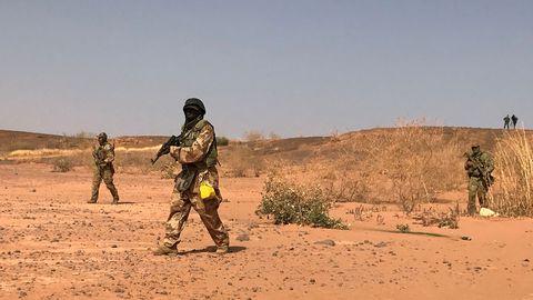 L'Etat islamique revendique l'attaque d'Inates et affirme avoir tué au moins 100 soldats nigériens.
