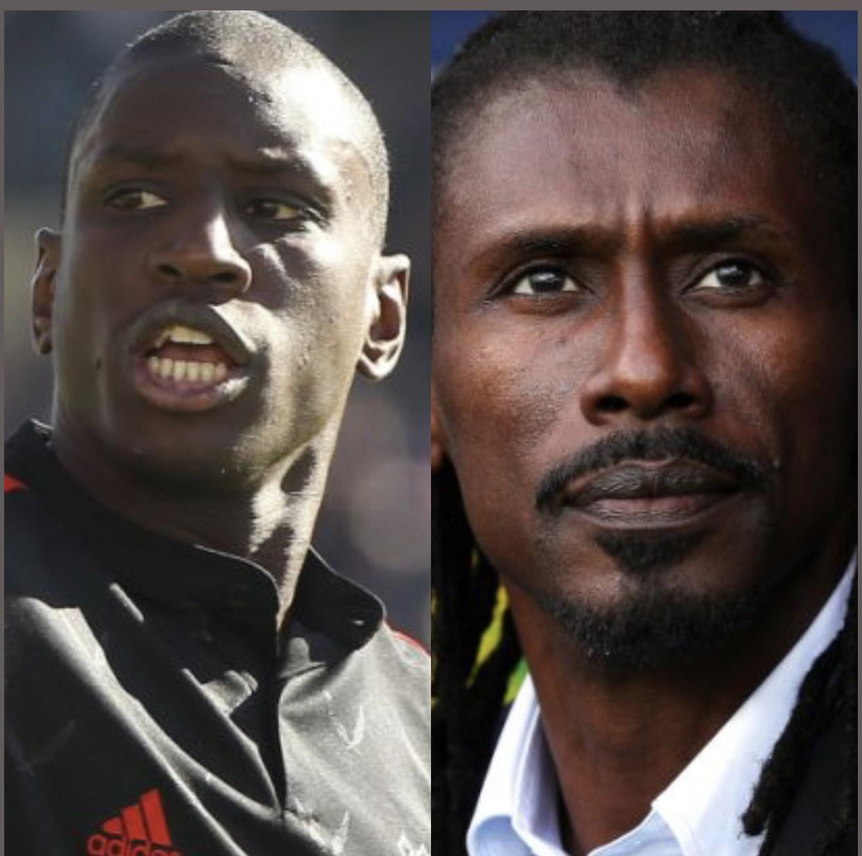 Demba Ba sur sa relation avec le coach Cissé : « Aliou n'aime pas les fortes personnalités… »