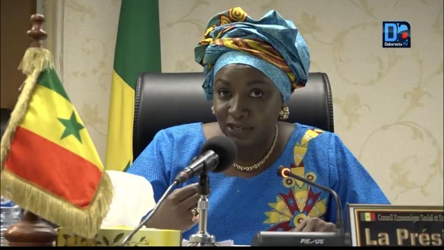 Aminata Touré vante les potentialités de l'Afrique : «La mise en commun des connaissances technologiques et commerciales Africaines peut résoudre nos problèmes»