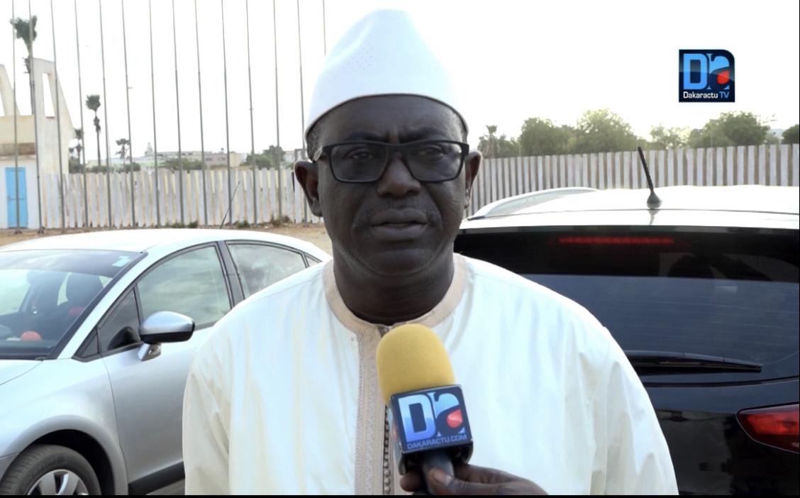 Seydou Diouf (Président de la Fédération de Handball) sur le tirage du TQO : « On est toujours dans une démarche d'apprentissage… »