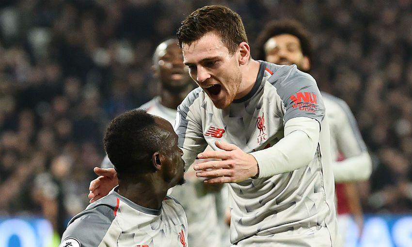 Liverpool: quand Robertson promet à Mané de le venger de Rafinha en pleine finale du Mondial des clubs