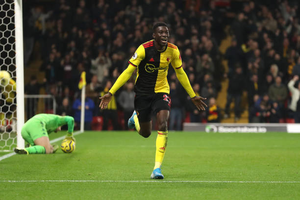 Premier League : Ismaïla Sarr inscrit son 3ème but de la saison contre Aston Villa battu 3-0...