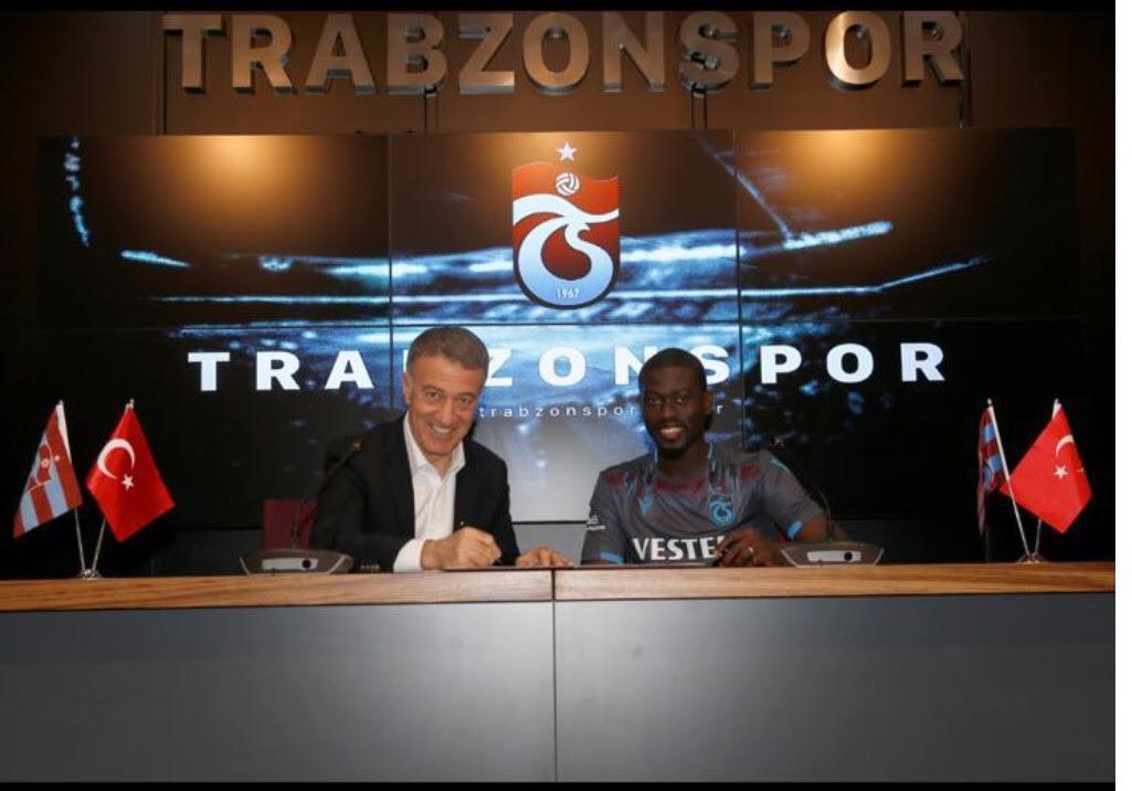 Transferts : Pape Alioune Ndiaye (Stoke City) prêté à Trabzonspor.