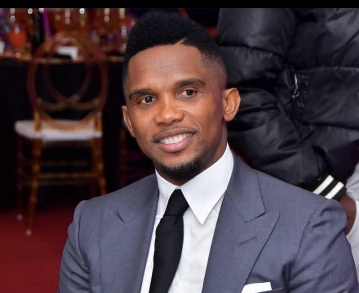 CAF Awards 2019 : Le quadruple ballon d'or Africain, Samuel Eto'o annoncera le vainqueur..