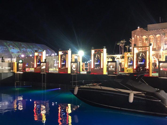Cérémonie des CAF Awards : Un important dispositif de sécurité à l'hôtel Albatros Citadel de Hurghada.