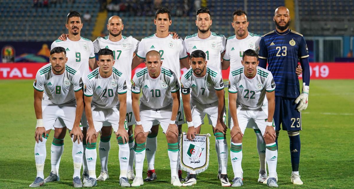 CAF Awards : L'Algérie désignée meilleure équipe masculine 2019.