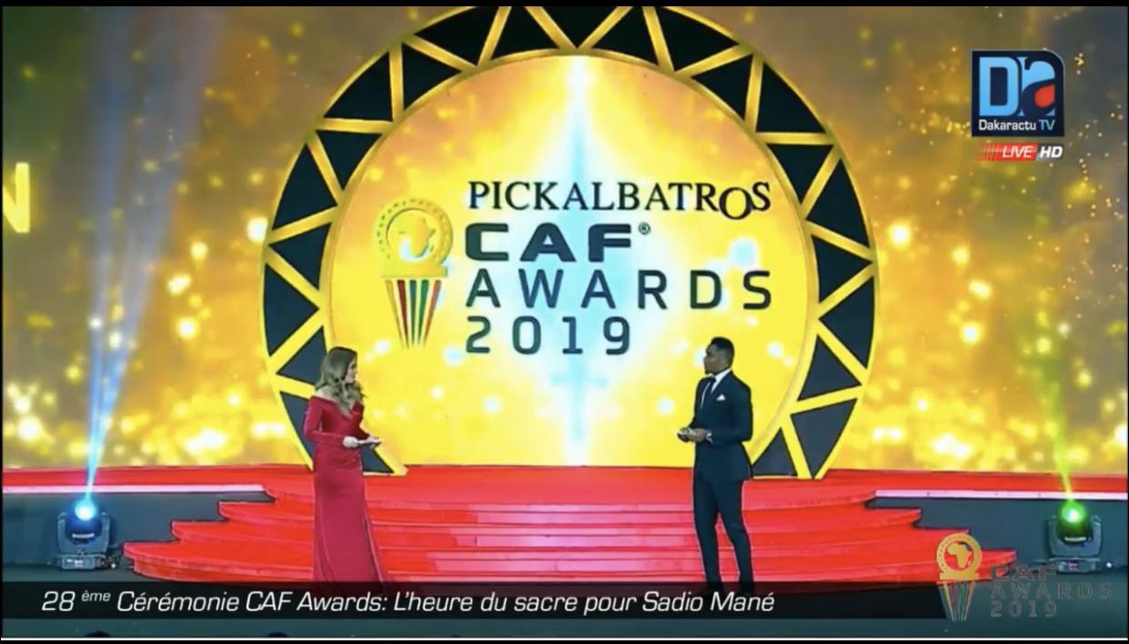 CAF Awards 2019 : L'ensemble des distinctions de la 28ème édition...