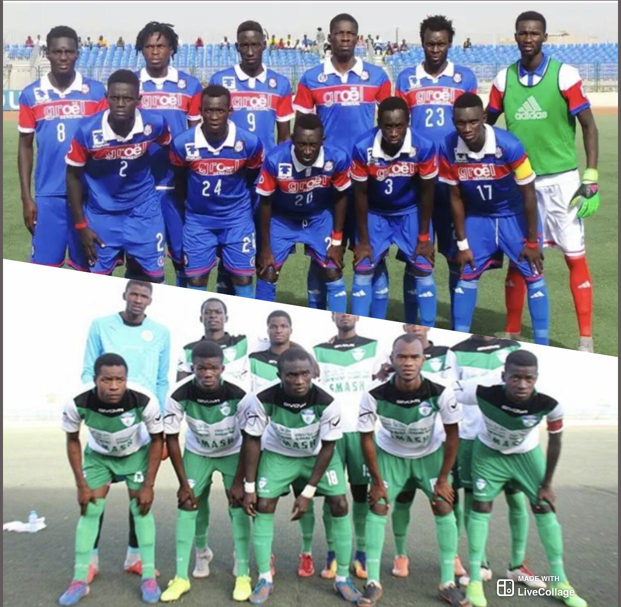 5ème journée Ligue 1 : Le CNEPS Excellence et Niary Tally se neutralisent (0-0)