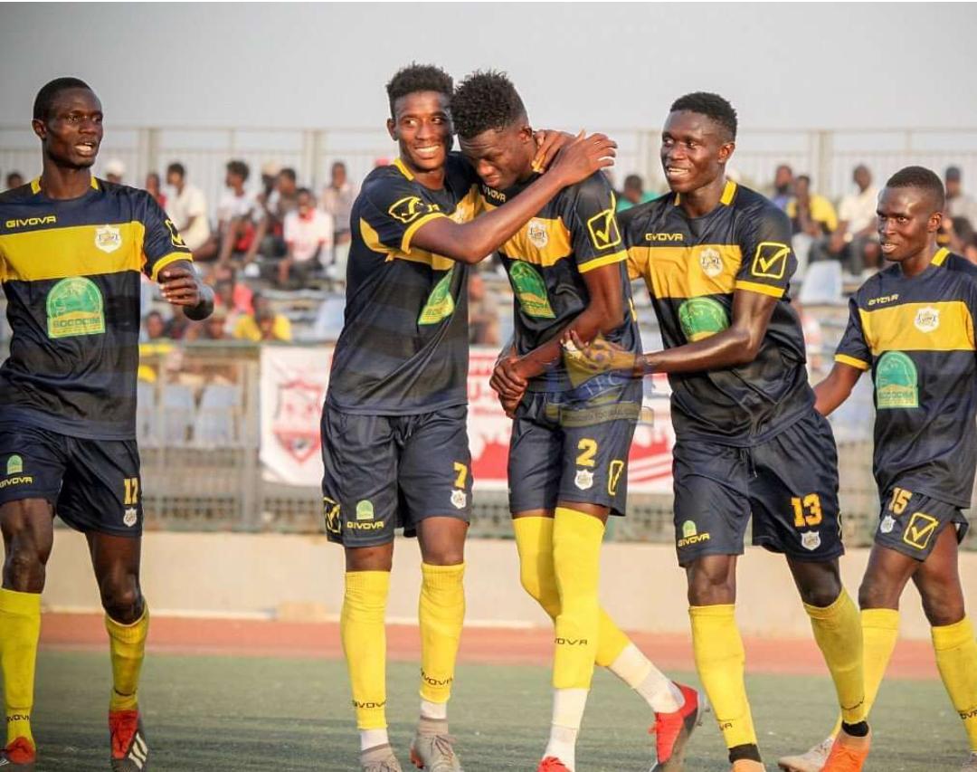 5eme journée Ligue 1 : Teungueth conforte sa place de leader face à la Douane (1-0)