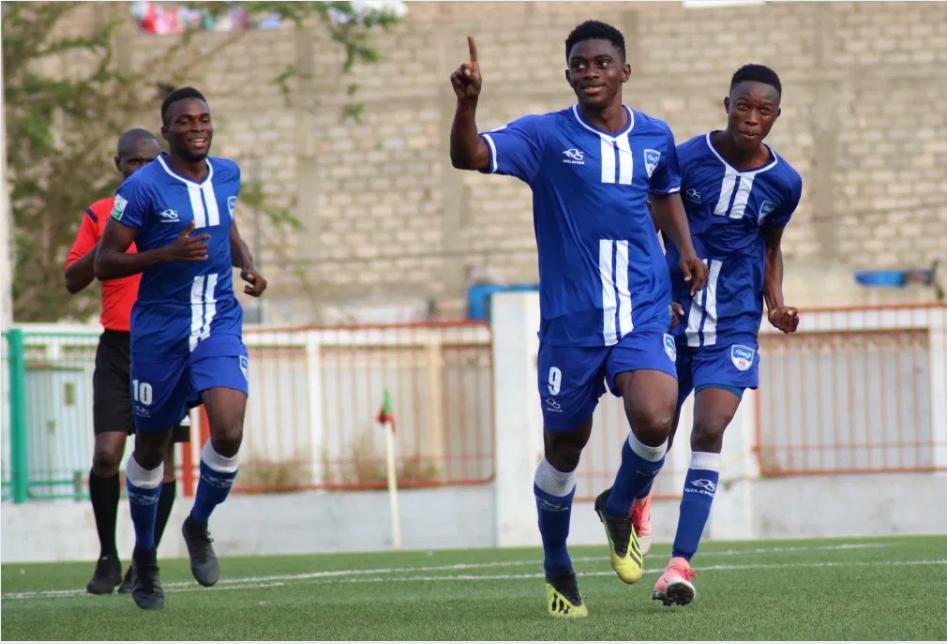 """5ème journée Ligue 1 : Les """"Diambars"""" tombent dans le piège de Dakar Sacré-cœur (2-1)"""