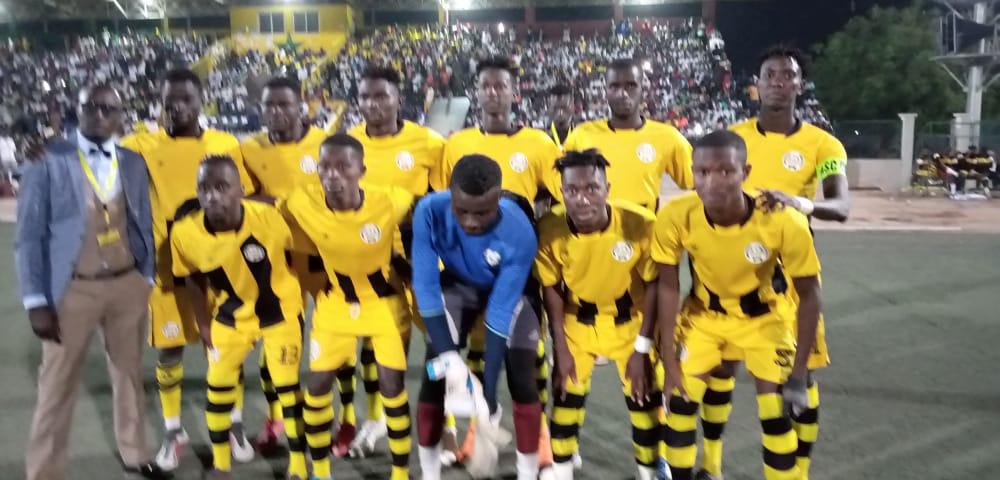 Navétanes Odcav Kaolack finale zone 4/A : ASC Jamono vainqueur de la coupe zonale.