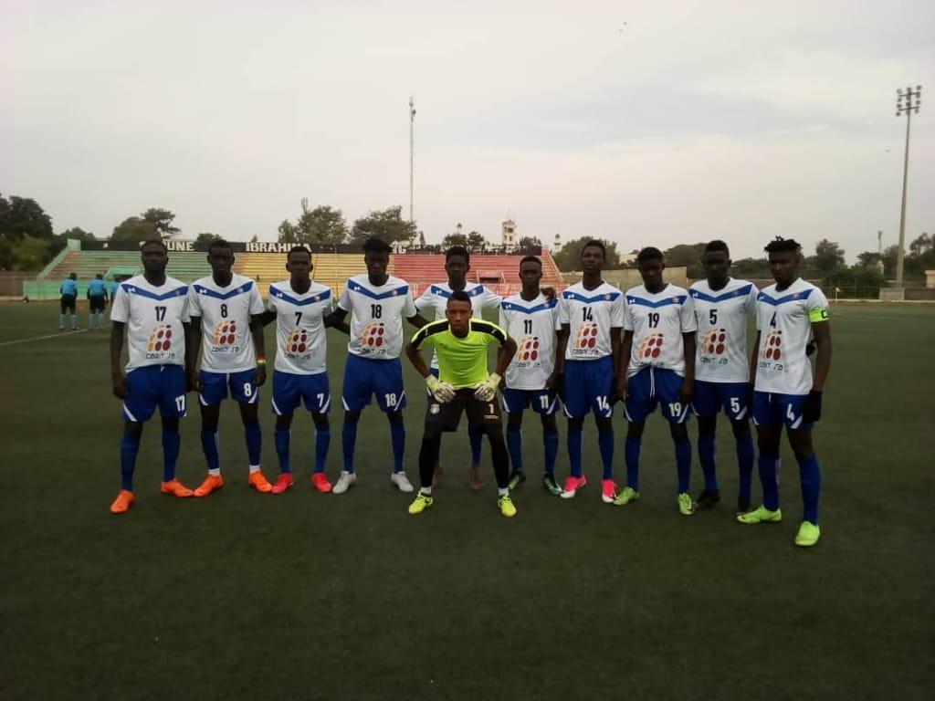 Ligue 2 : Demba Diop FC le promu, bat la Sonacos de Diourbel par 3 buts à 1.