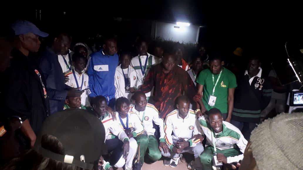 Championnat d'Afrique de karaté de la région Ouest Bamako 2020 : Les athlètes sénégalais décrochent 27 médailles et font une escale à Kaolack.