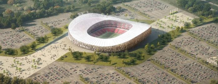 Pose de la première du Stade olympique de Diamniadio : Le 20 janvier enfin la bonne date ?
