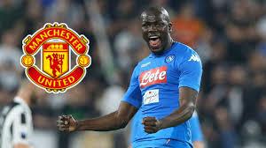 Mercato : Manchester United prêt à mettre plus de 60 millions de £ pour faire signer Kalidou Koulibaly...