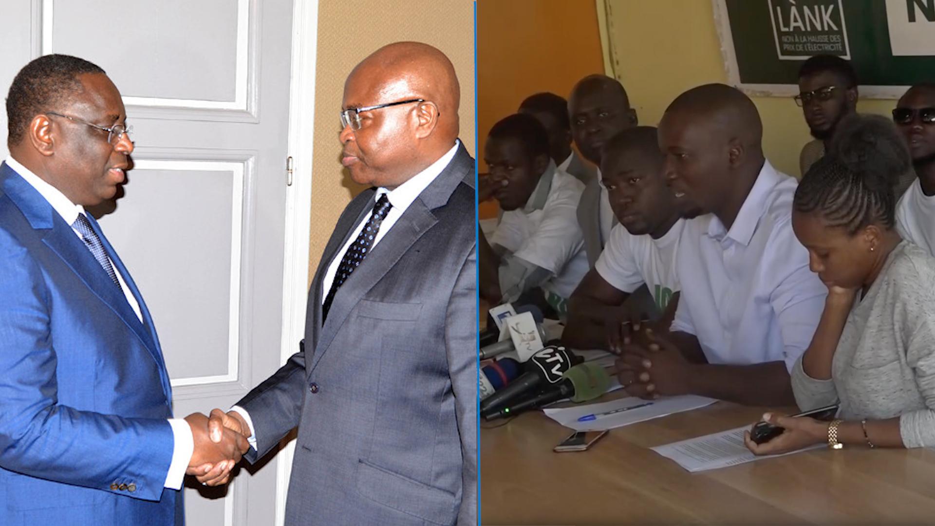 Rencontre Macky / « Nio lank » : Les conditions fermes du collectif pour rencontrer le Président Sall...