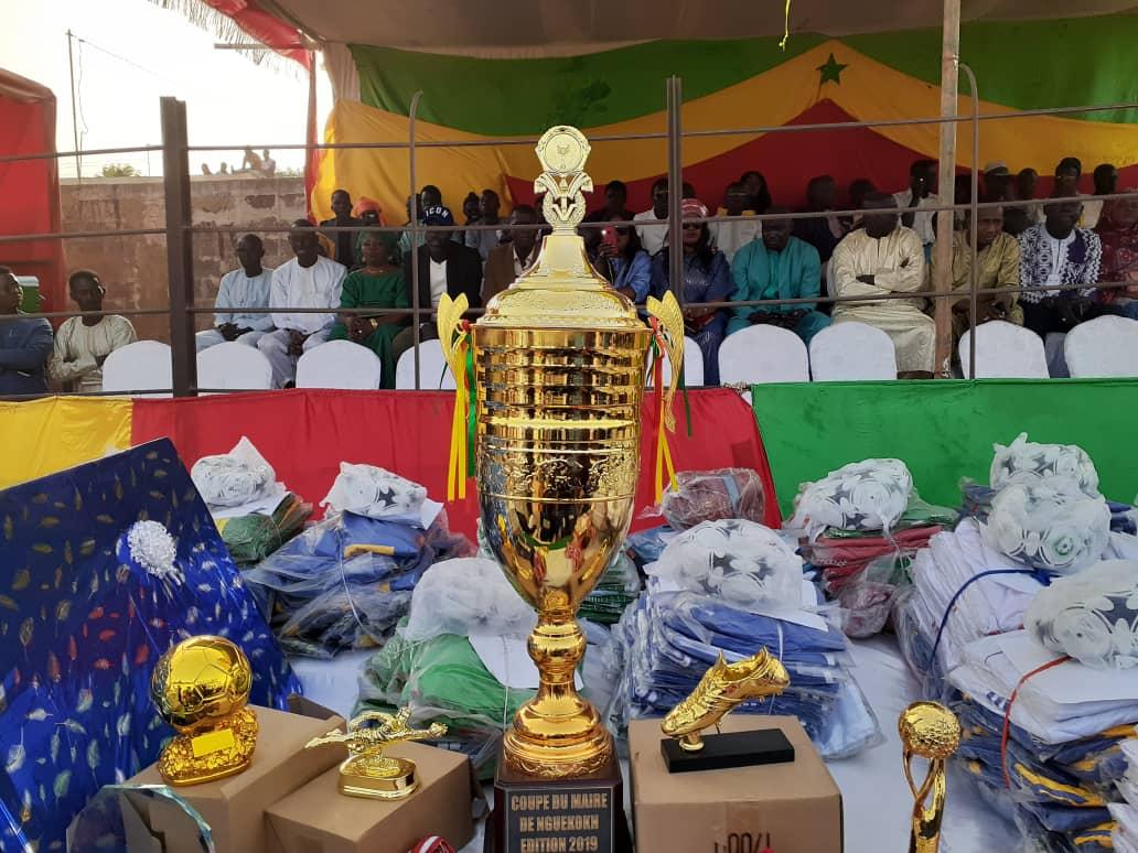 Nguékhokh : Le maire va offrir un stade de 90 millions aux jeunes...