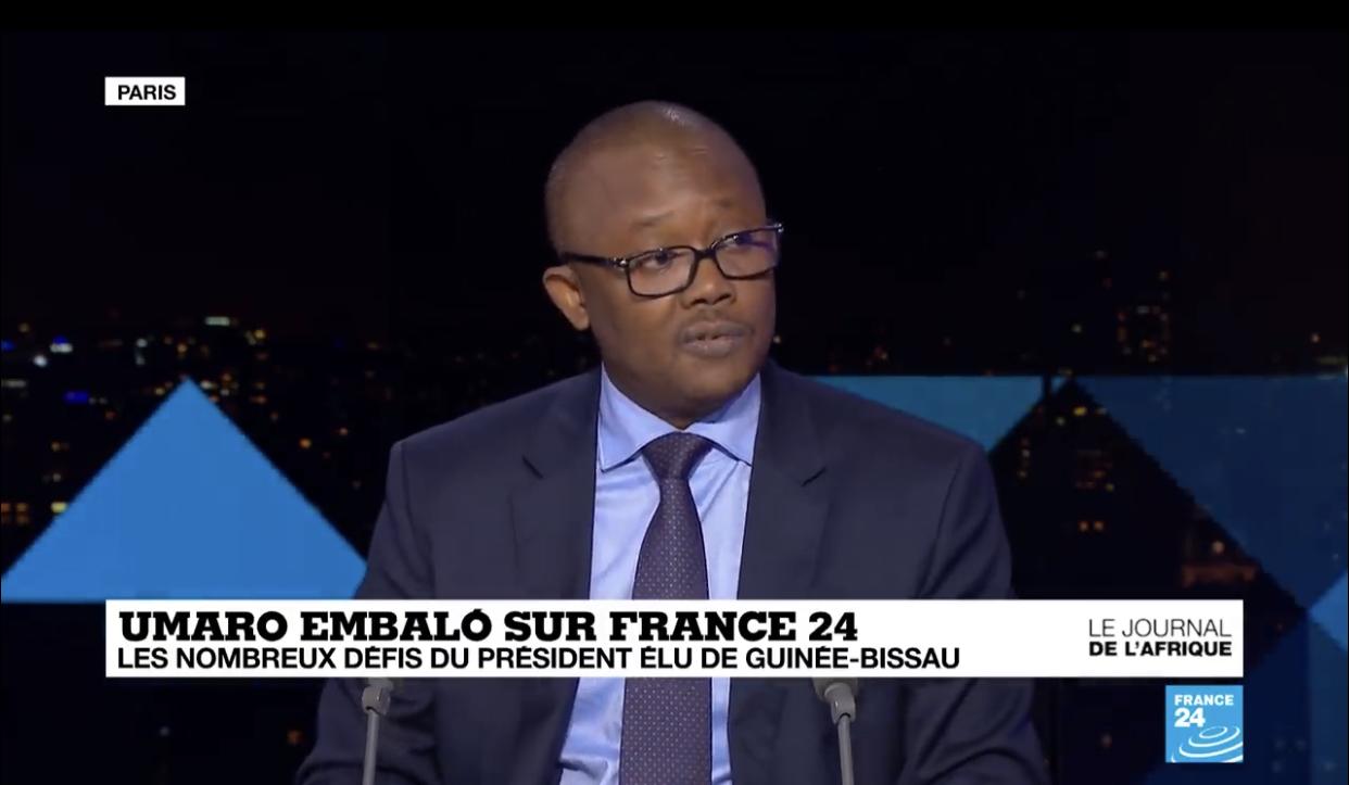 Guinée Bissau : Umaro Sissoco Embalo déclare la guerre aux narco-trafiquants et fait la lumière sur ses relations avec Alexandre Benalla.