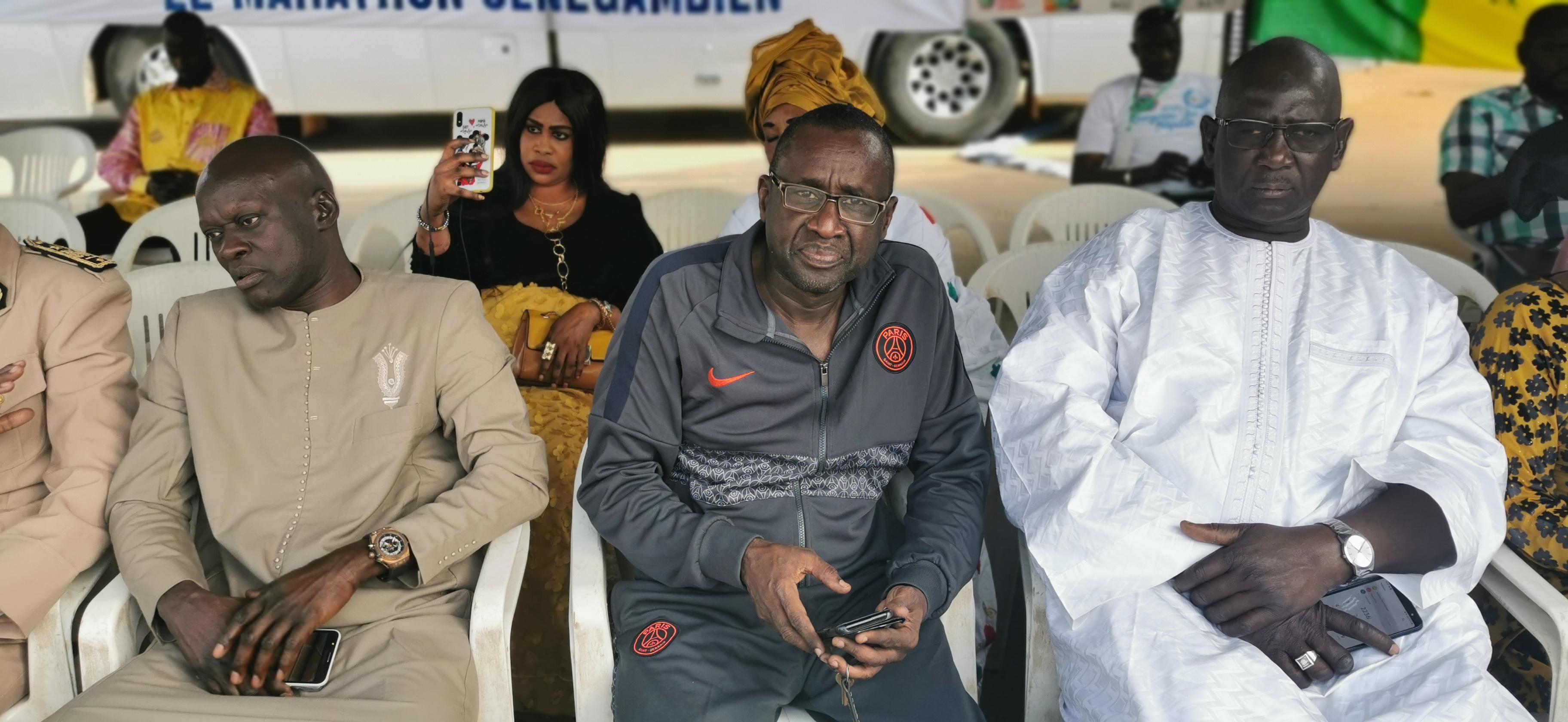 Saly : S.E Fodé Seck, (Secrétaire Exécutif du Secrétariat Permanent Sénégalo-Gambien) réagit aux récentes manifestations qui ont eu lieu en Gambie.