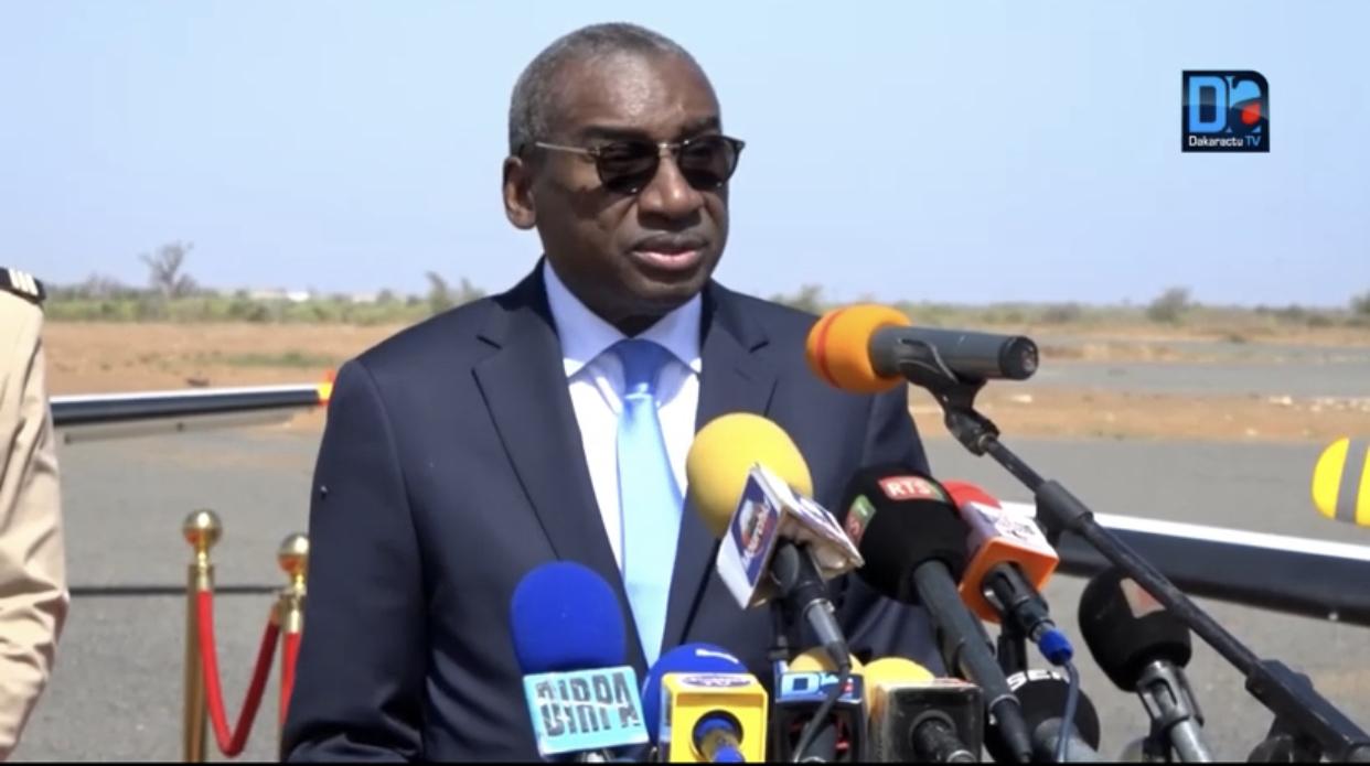 THIOWOR (LOUGA) : Le rôle des tirailleurs sénégalais célébré à travers l'inauguration d'une case-musée construite par la France.