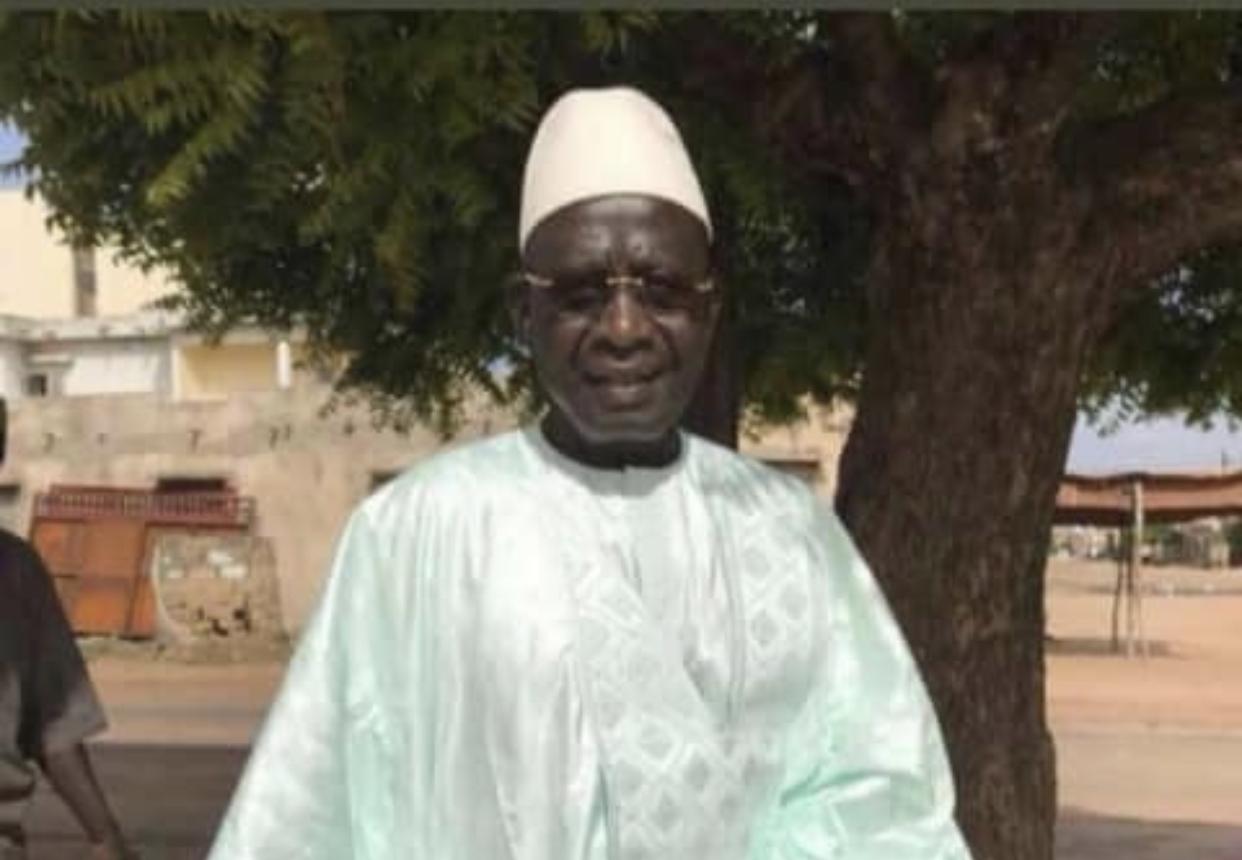 Nécrologie : Décès de l'ancien président de la chambre de commerce de Kaolack.