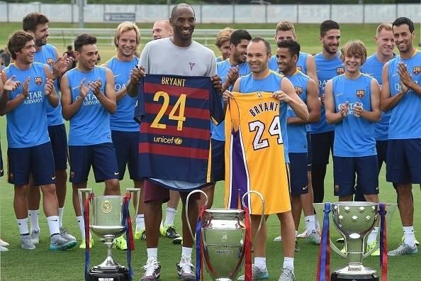 Hommage de la FIFA à Kobe Bryant : Le « Black Mamba », ce basketteur surdoué, passionné de Foot.
