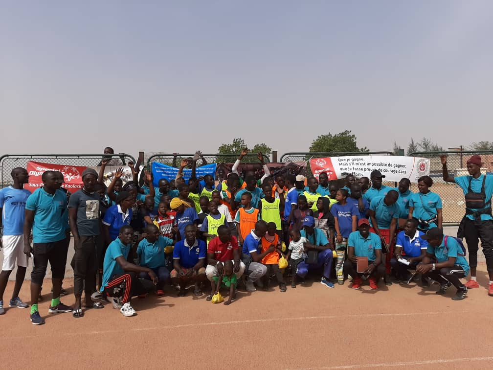 Kaolack / Spécial Olympics Sénégal : Stage de formation de 28 coachs volontaires.