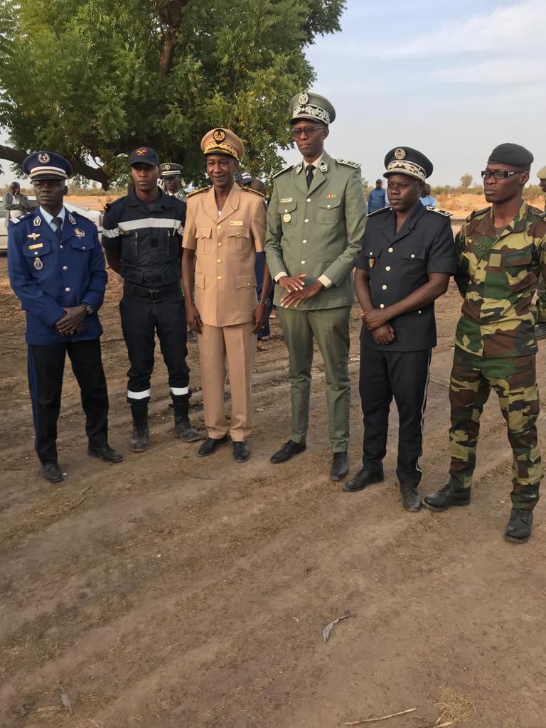 Kédougou - Journée internationale de la Douane :  2 tonnes de chanvre, 131.600 bâtonnets de cigarette et des médicaments d'une valeur de 200 millions de francs CFA incinérés...