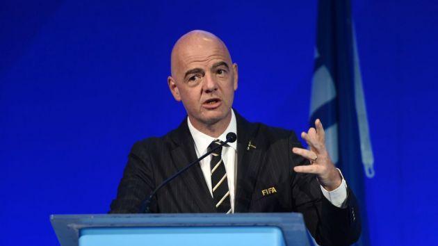 Révélation de Gianni Infantino : La FIFA veut une CAN tous les quatre ans.