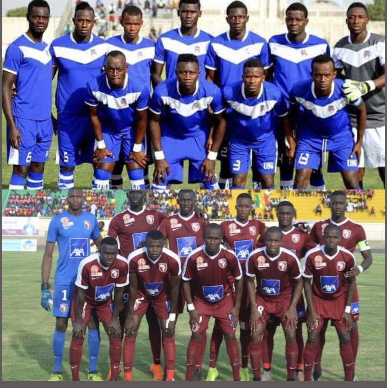 8ème journée Ligue 1 : La lanterne rouge, Gorée, brille chez Génération Foot battue (1-0).