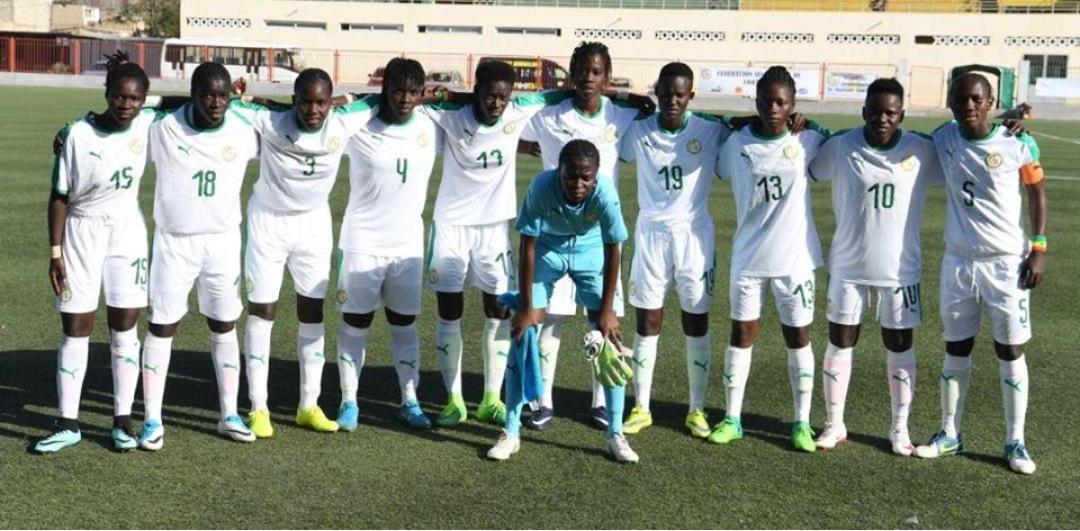 """Foot féminin / Éliminatoires mondial U20 : Les """"Lioncelles"""" accèdent au second tour."""