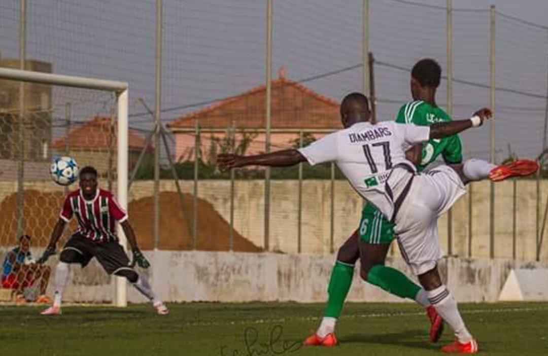 8ème journée Ligue 1 : Le Ndiambour accroche les Diambars (1-1).
