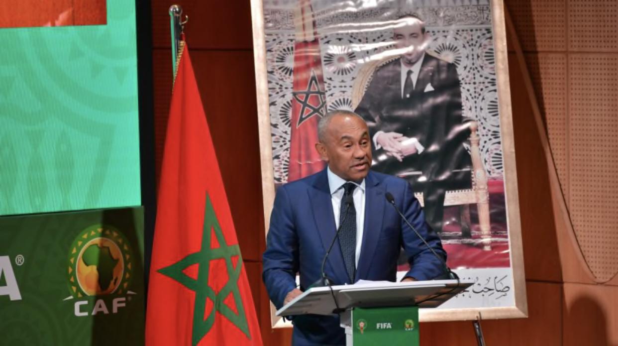 Ahmad Ahmad (Président CAF) : « Il est essentiel que vous puissiez gérer vos propres infrastructures pour garder la main sur vos compétitions et être moins tributaires de décisions émanant d'autres entités »