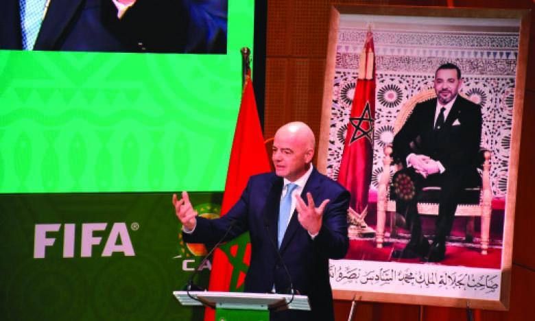 Arbitrage Africain : La FIFA annonce la création d'un groupe d'arbitres professionnels financé en partenariat avec la CAF.