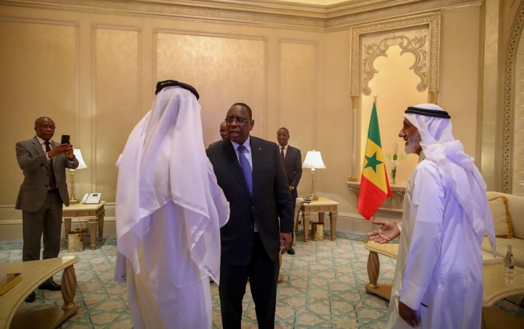 ABU DHABI / L'Émir reçoit le Président Sall et amorce une nouvelle ère de coopération avec Dakar.