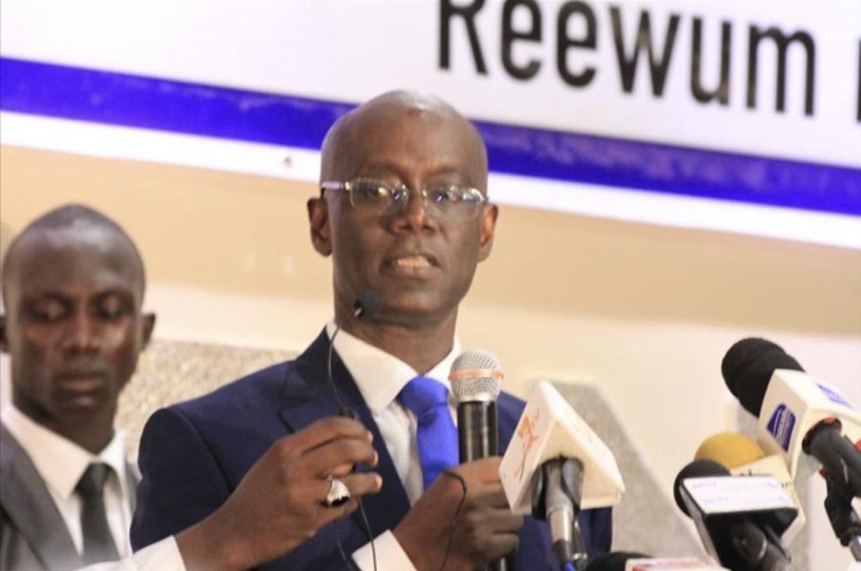 Hausse des prix de l'électricité : «Une exigence de la Banque mondiale en contrepartie d'un prêt de 180 millions de Dollars Us» (Thierno Alassane Sall)