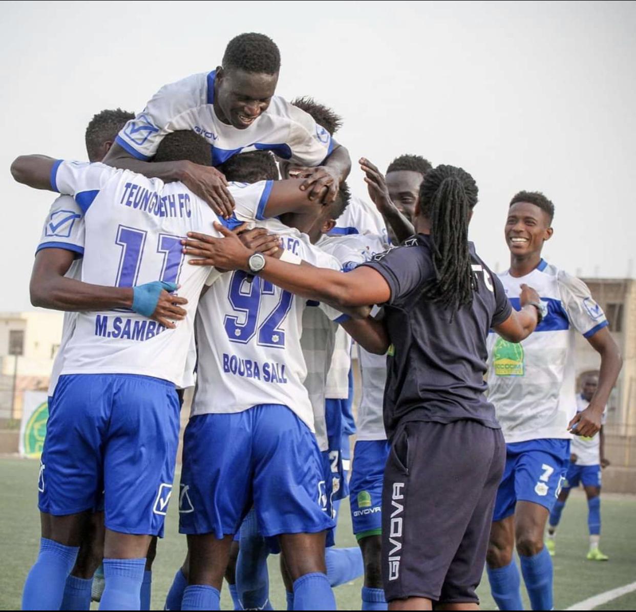 9ème journée Ligue 1 : Teungueth étrille Mbour Petite-côte (4-0) et poursuit son train d'enfer.