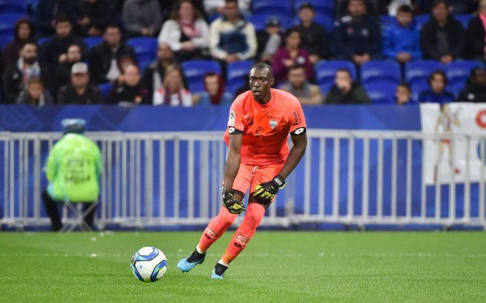 Ligue 1 Française : Alfred Gomis sérieusement blessé lors du match contre Nantes (3-3)