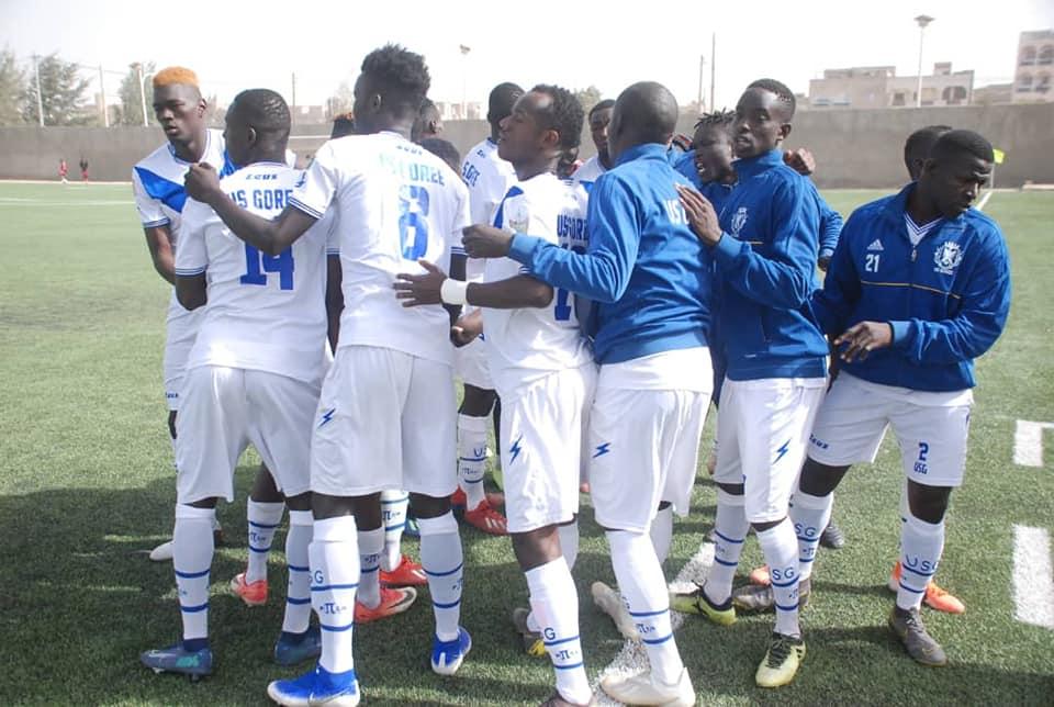 9ème journée de Ligue 1 : Troisième succès de rang pour Gorée qui domine l'AS Pikine (2-0).