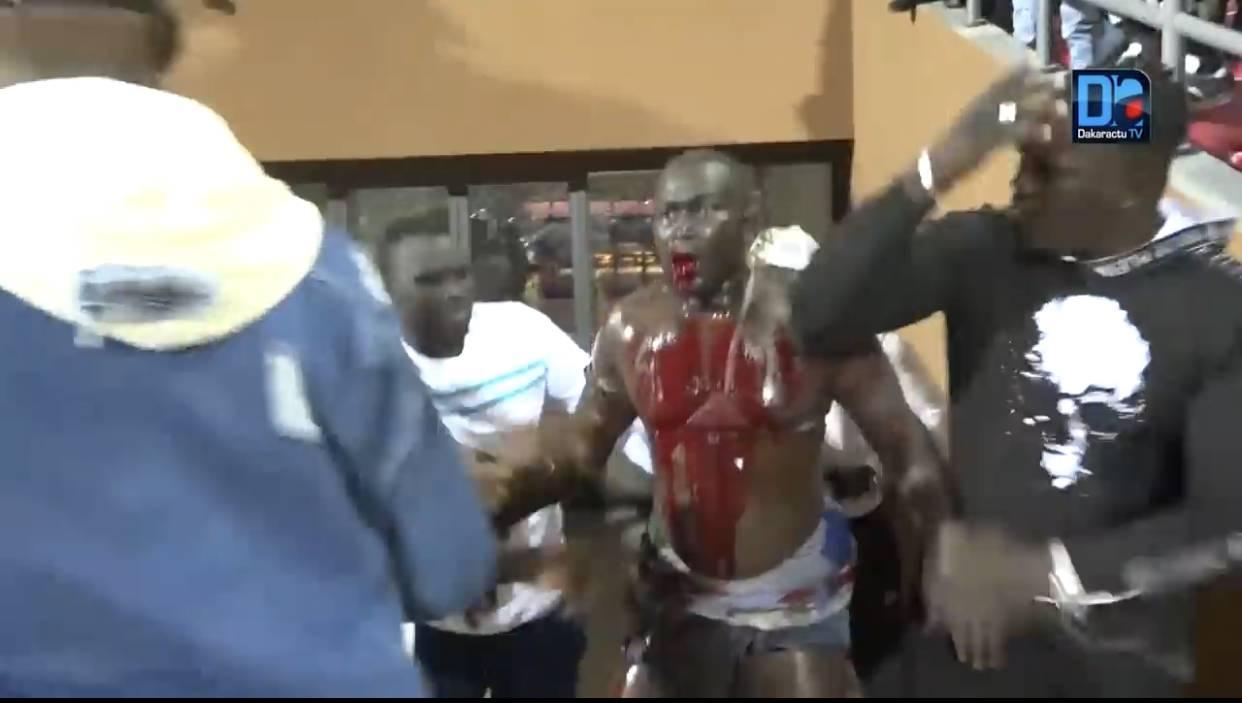 Echauffourées à l'arène nationale / Le CNG frappe fort : Un an de suspension pour Ñiakh Diarignou, Alioune Sèye 2 écope de six mois.