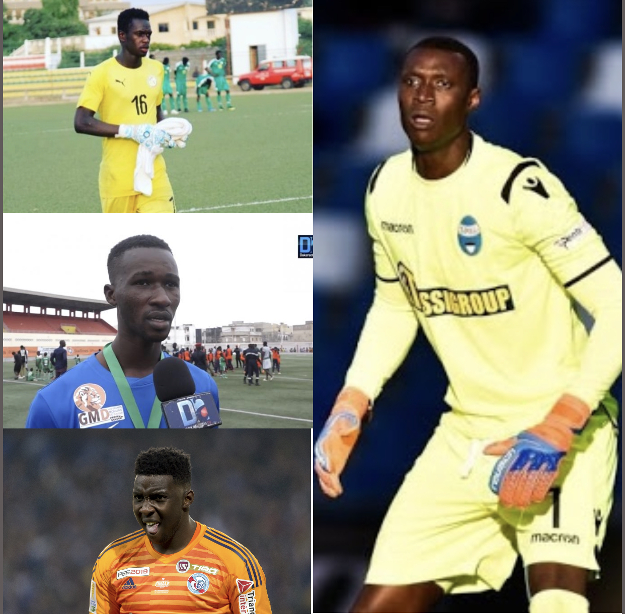 Equipe nationale : Qui pour remplacer Alfred Gomis ?