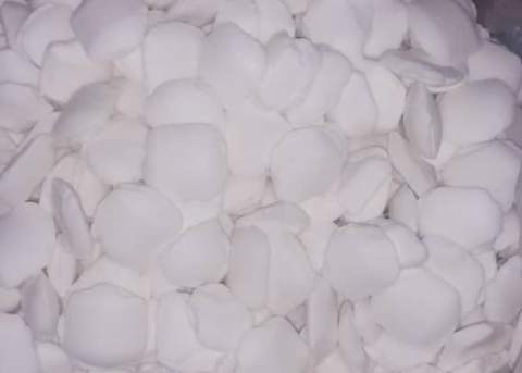 Le Cyanure, un produit chimique extrêmement toxique saisi à Kédougou.