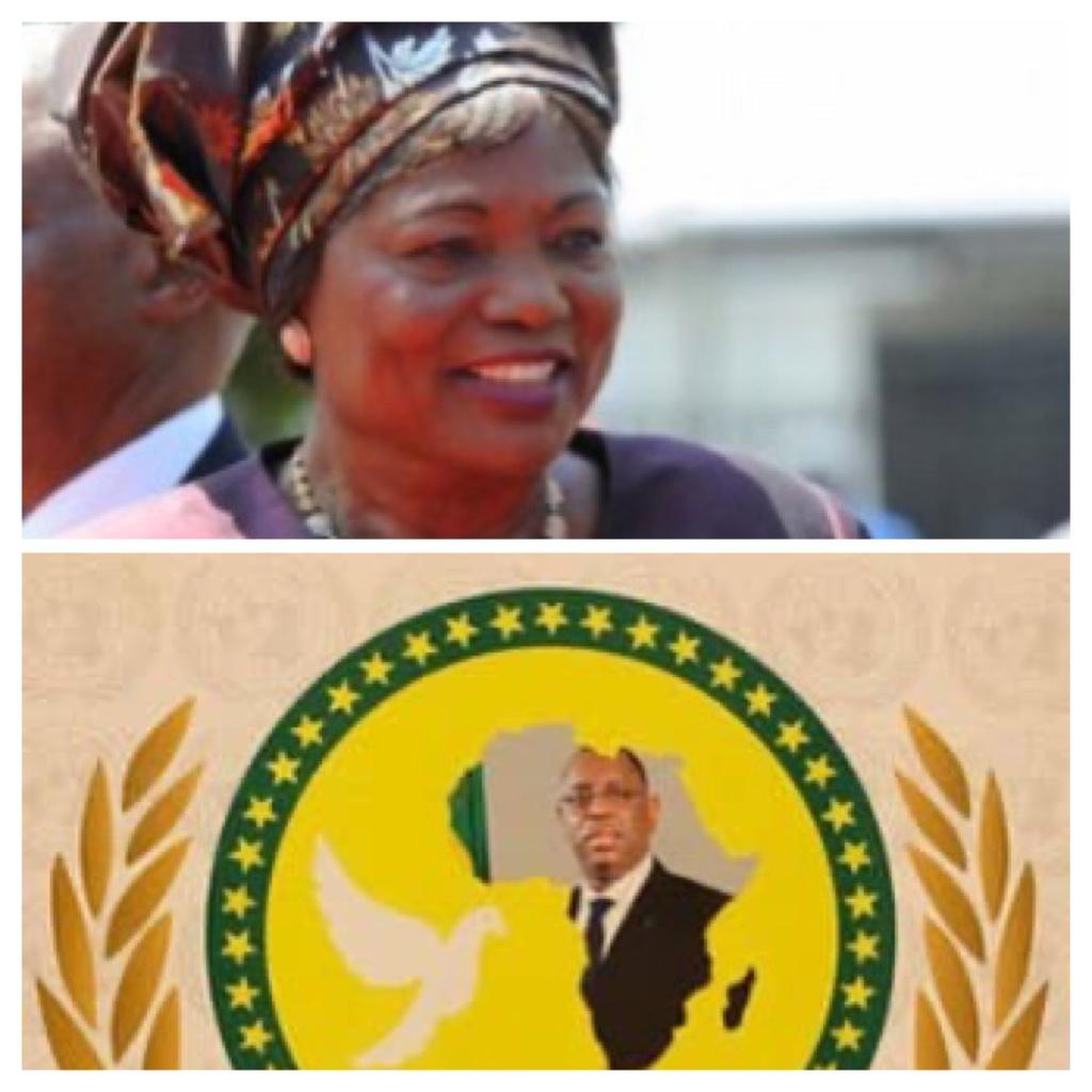 Exclusif: La Kenyane Mama Ngina Kenyatta, lauréate de l'édition 2019 accepte de recevoir « le Prix Macky SALL ... »