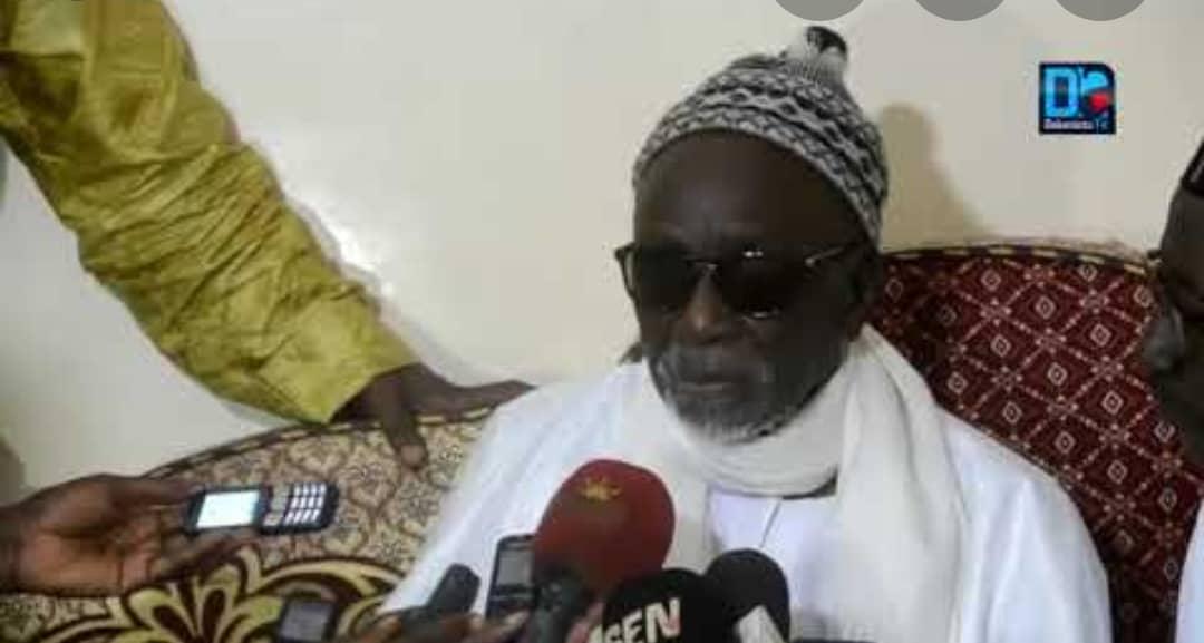 Ndiassane : Le Khalife Cheikh Bécaye Al Bécaye fustige la recrudescence des crimes et prie pour l'éradication du coronavirus.