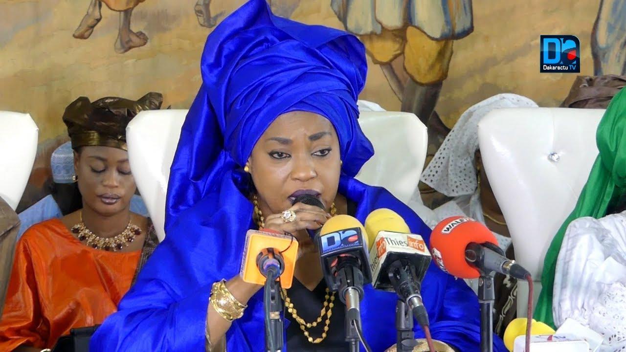 Maltraitance des enfants : Le message de la Ministre Ndèye Saly Diop Dieng aux parents.